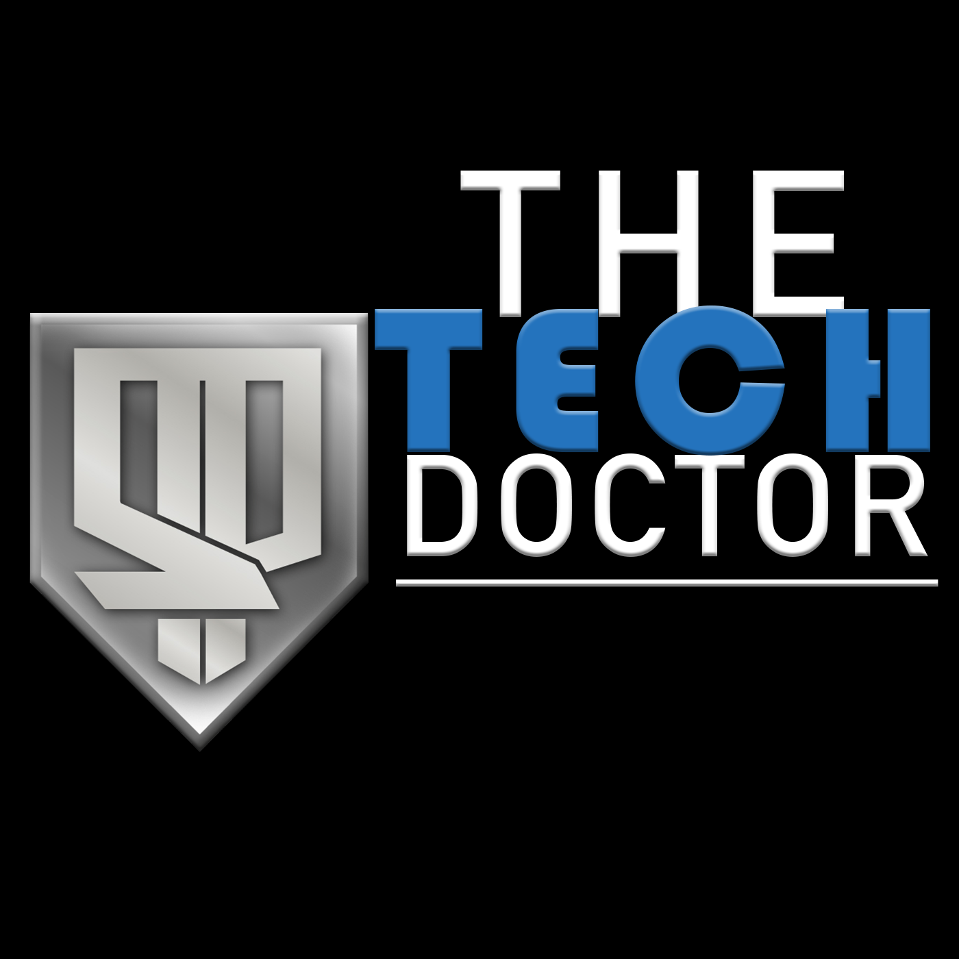 The Tech Doctor Podcast Logo