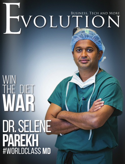 Parekh in Evolution Magazine